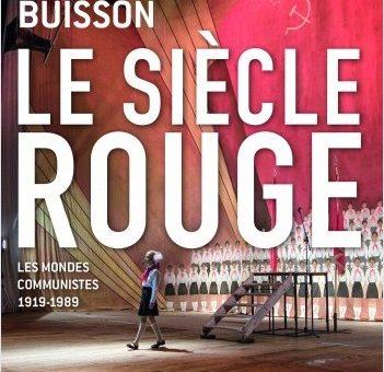 Couverture de Buisson, Le siècle rouge