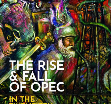 Couverture de Garavini, The rise and fall of OPEC, 2019