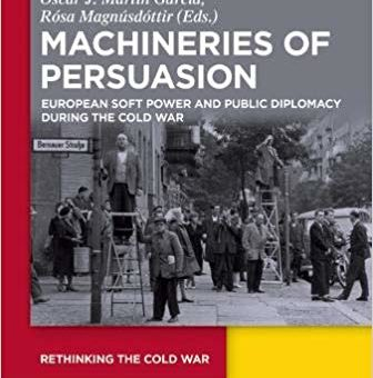 Couverture de Garcia et Magnusdottir, Machineries of Persuasion