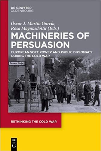 Couverture de Garcia et Magnusdottir, Machineries of Persuasion