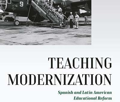 Couverture de Gomez et Escalonilla, Teaching Modernization, 2019