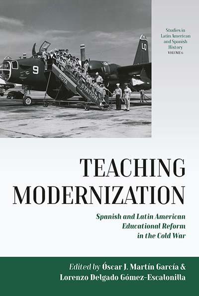 Couverture de Gomez et Escalonilla, Teaching Modernization, 2019