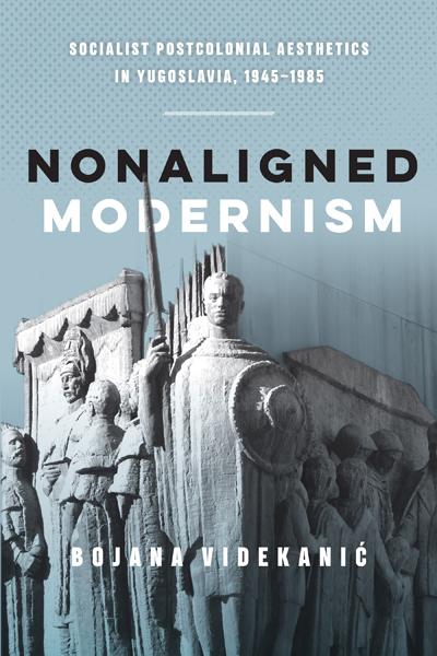 Couverture de Videkanic, Non aligned Modernism, 2020