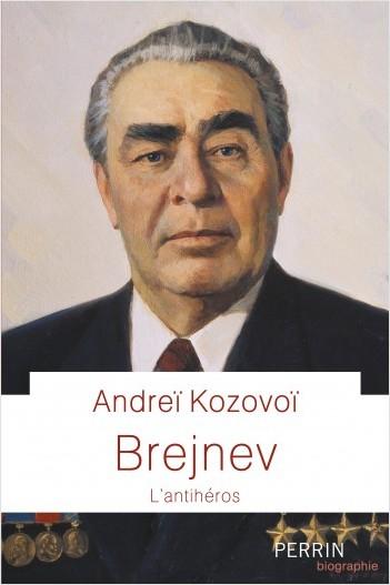 Couverture de Kozovoï, Brejnev l'antihéros, 2020