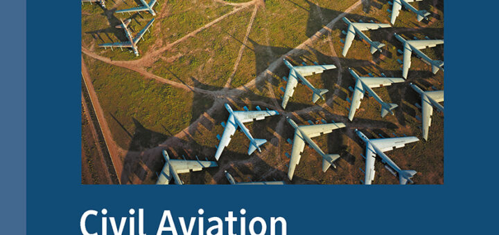 Couverture de Svik, Civil aviation and the globalization of the Cold War
